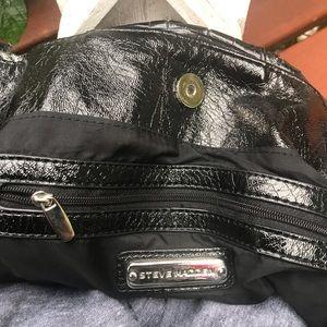 Steve Madden Bags - STEVE MADDEN LARGE FAUX LEATHER SNAKESKIN BAG